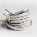 Дополнительные устройства для электромеханических замков (кабели, кабелепроходы, разрезные штоки и т.д.)