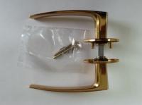 POLARITA 16/001 Zn/KULA (цинк покрытый золотистым лаком)