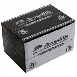 Петля скрытой Armadillo (Армадилло) установки с 3D-регулировкой Architect 3D-ACH 60 AB Бронза лев. 60 кг