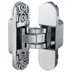 E30200.03.06 (никель) AGB (АГБ) петля ECLIPSE 2.0 (4 накладки в комплекте)