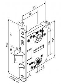 ABLOY 4570 Fe/ZN L