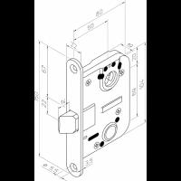 ABLOY 4197 L Fe/ZN (сталь оцинкованная)