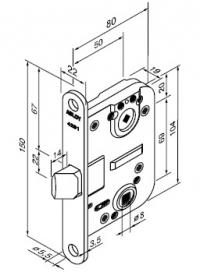 ABLOY 4291 L Fe/ZN (сталь оцинкованнная)