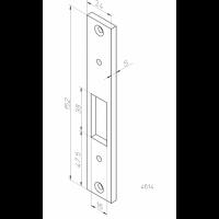 ABLOY 4614 (сталь хромированная)