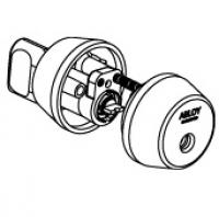 Цилиндр с поворотной кнопкой ABLOY® CY071C (хром)