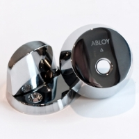 Цилиндр с поворотной кнопкой ABLOY® CY013N (хром)