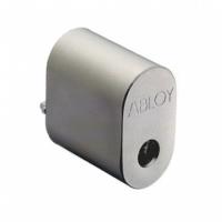 Abloy CY201 U Овальный цилиндр  (хром)