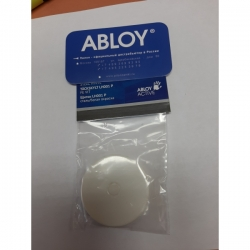 Покрывающий щиток LH001 P FE VAL (сталь с белой окраской  ABLOY ACTIVE)