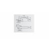 POLARITA 16/001 Zn/CR (цинк хромированный)