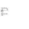 FORUM 4/007 Ms/HCR (латунь матовохромированная)