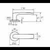 FORUM 4/008 Zn/CR (цинк хромированный)