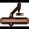 ABLOY DC120-1 (коричневый) Доводчик с фиксацией открытого положения