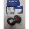 Поворотная кнопка для туалетных дверей LH007 WC, цинк с черной окраской (упаковка DIY)