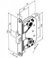 ABLOY 4249 (сталь с порошковой окраской под латунь)